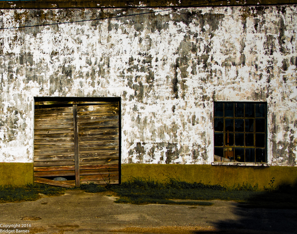 Abandoned Building in Wallis, Texas ©Copyright 2016 Bridget Barnes