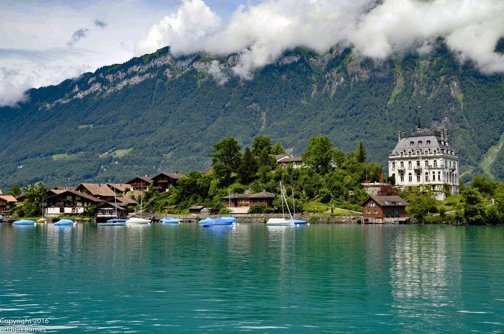 Twenty Days in Europe, Part 4: Interlaken and Lake Brienz — DustySoles