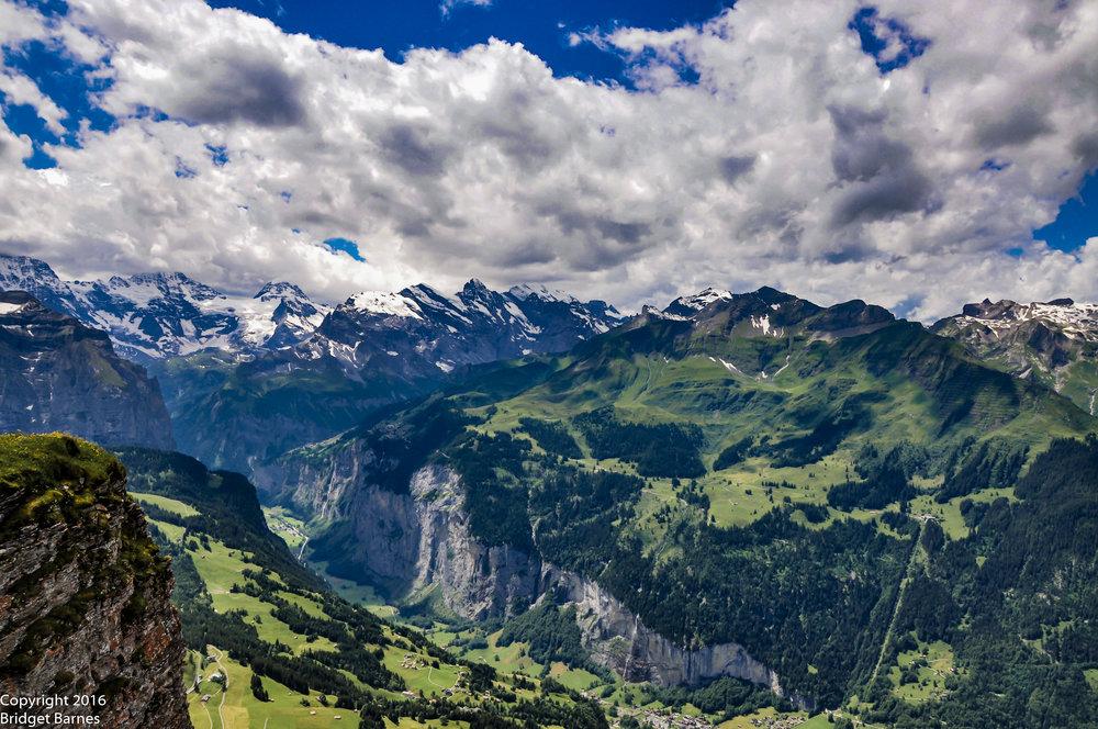 A view from Mannlichen