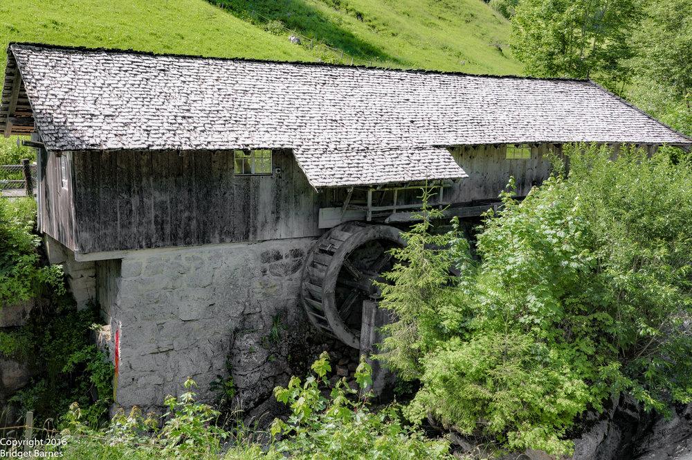 Saxeten Wheelhouse