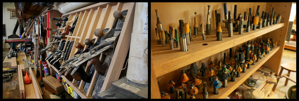 Hand Planes & Router Bits