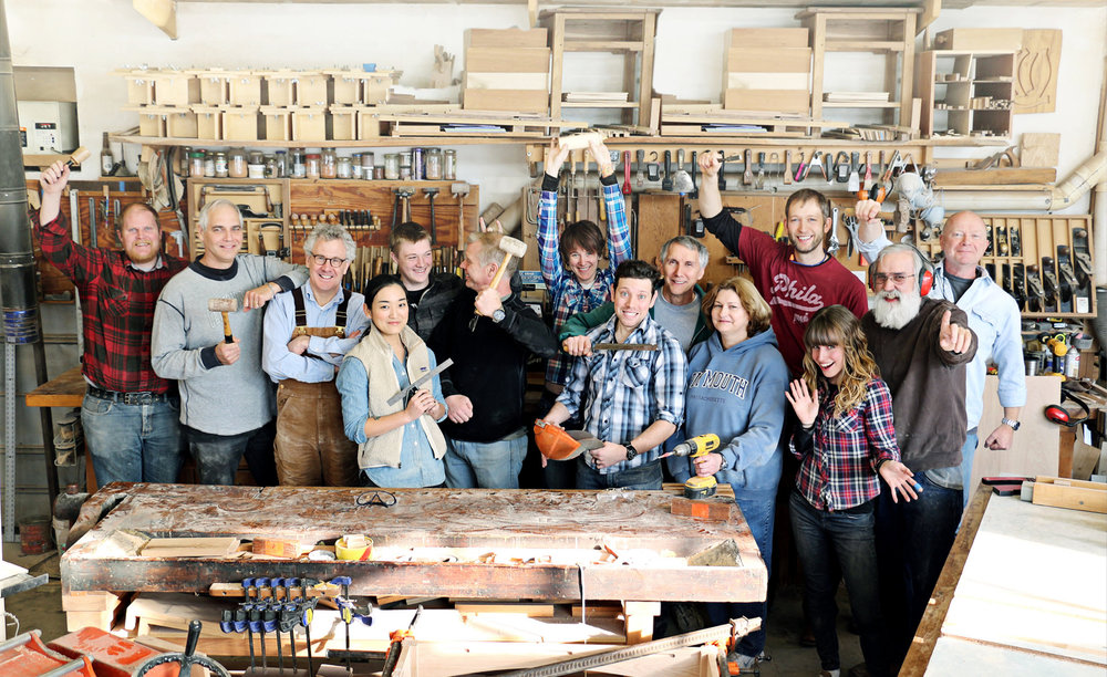 Lohr School Of Woodworking