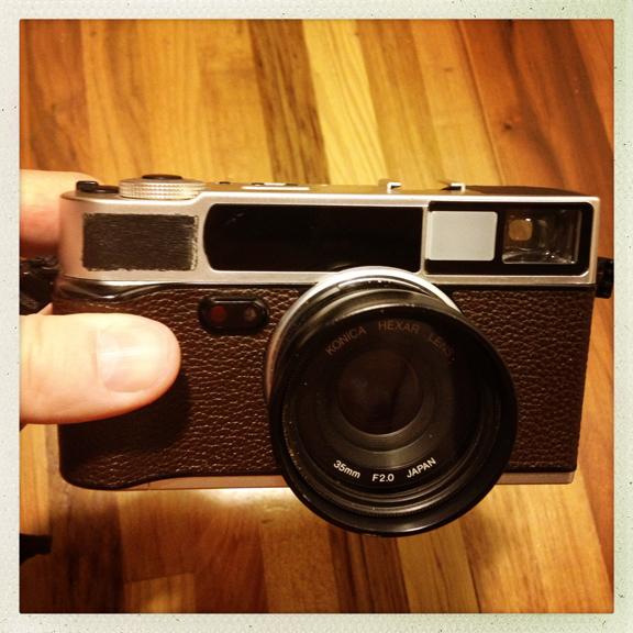 35mm Rangefinder