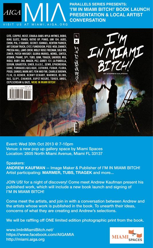 IIMB! Book Launch Flyer