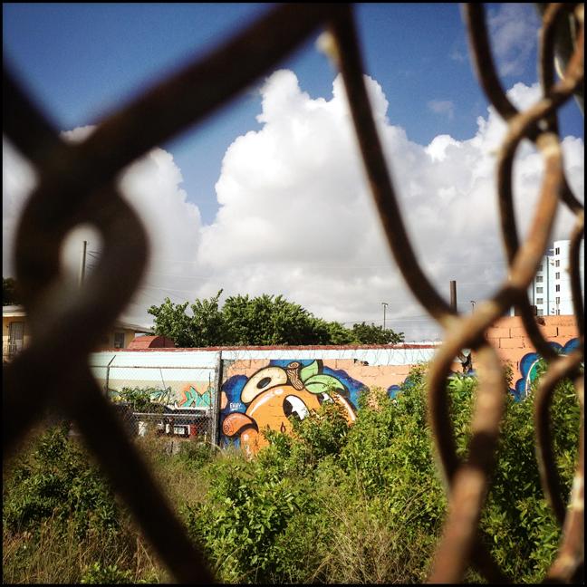 ATOMIK Orange sighting on NW 36th Street in Miami