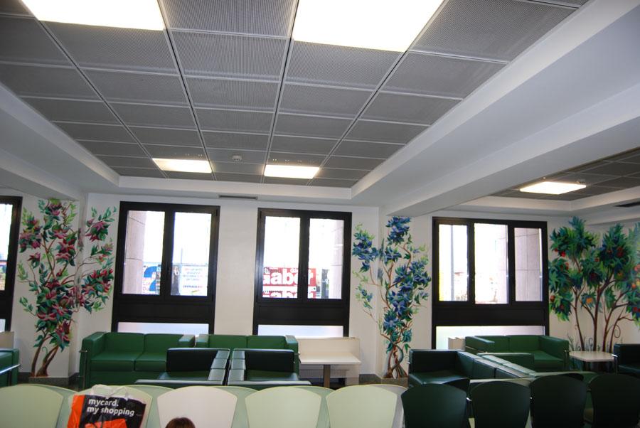 Ospedale dei Bambini, Buzzi