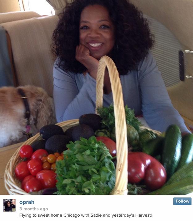 Instagram.com/oprah