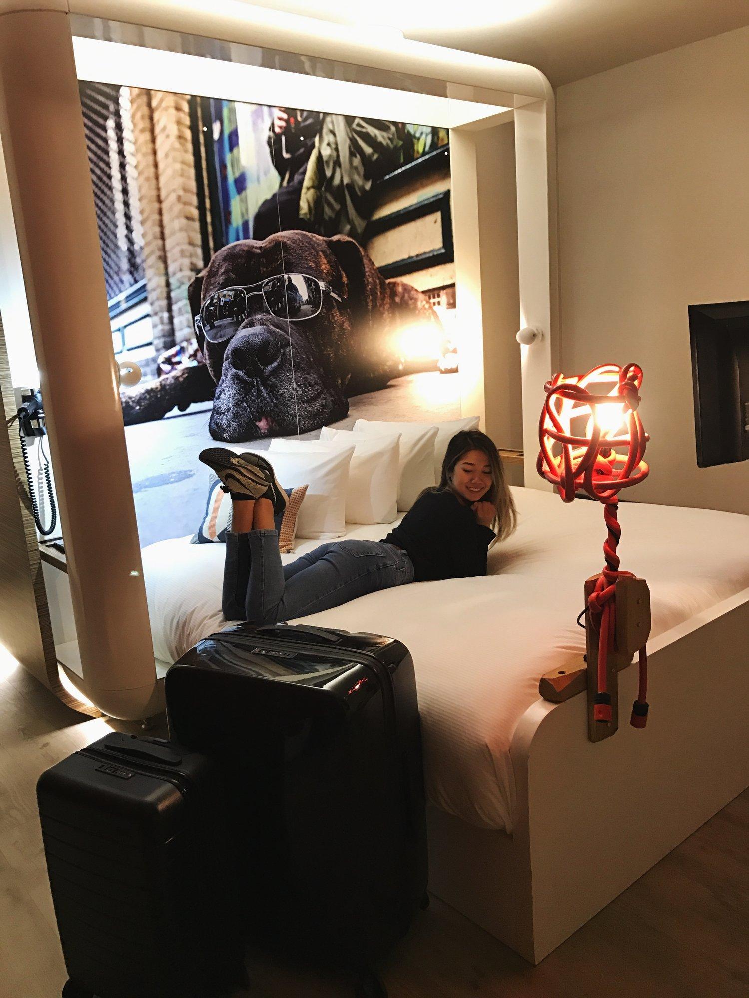Favorite Stay In London Qbic Hotel London City Lazygirlglam