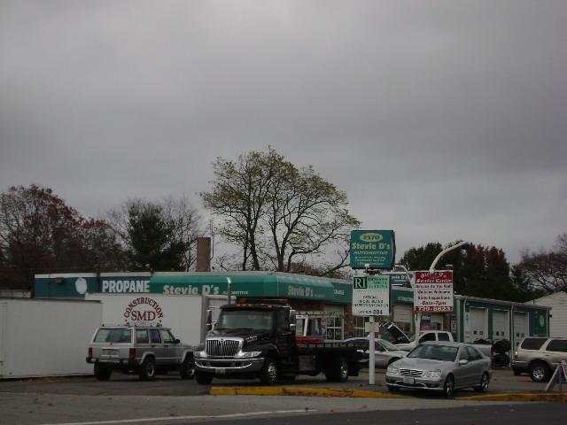 Warwick, RI - Closed December 11, 2014