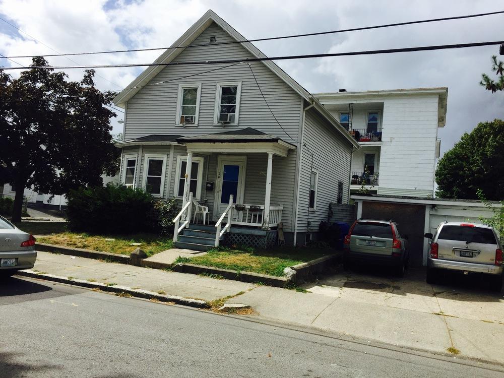 Pawtucket, RI - October 19, 2015