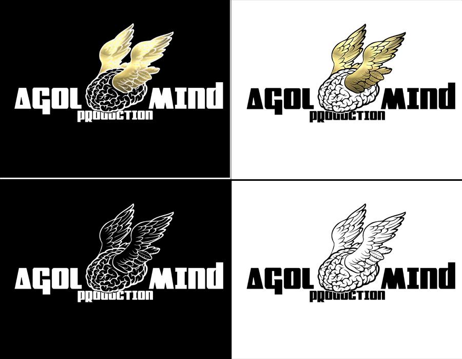 Agol Mind logo styles