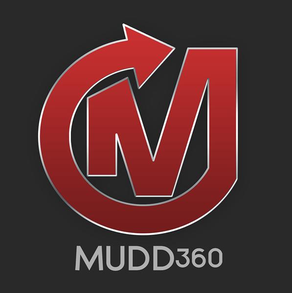 BIOHERTZ Design concept for MUDD 360 Logo