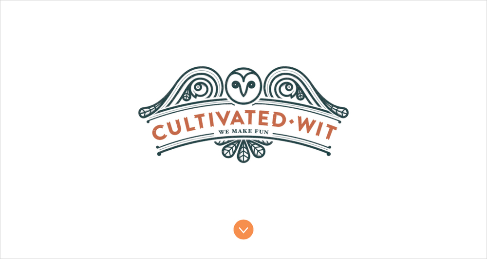 Cultivated Wit Homepage