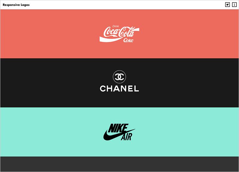 Homepage | Responsive Logos