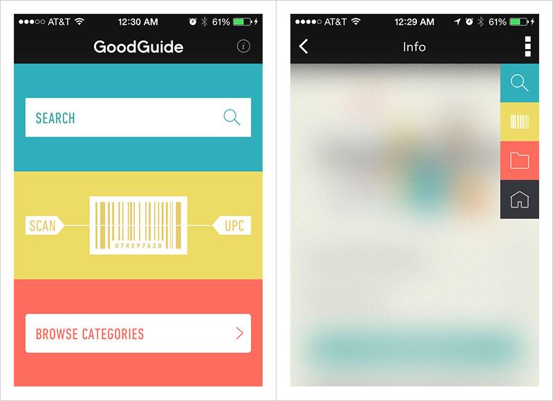 App   GoodGuide