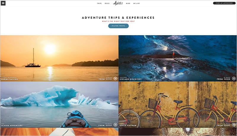 Adventure.com   Trips