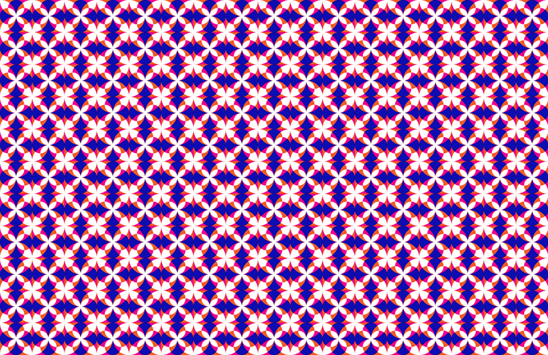 100 Patterns  | A Project by  Ben Barry