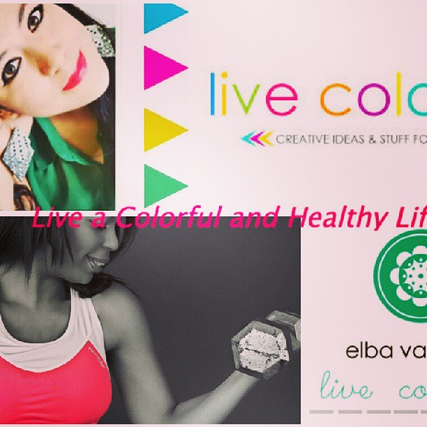 I really enjoyed being interviewed by @ElbaVerede for: www.livecolorful. #instagram #fitandhealthy #lifestyle #healthy #fit #fitspiration #instagood #life #colorful