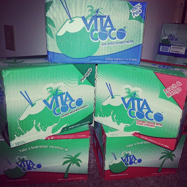 @vitacoco sponsorship is in for my Cocoa Zumba party on June 28th! #zumba #events #dance #fitness #summer #cocoazumbafit #drink #replenish