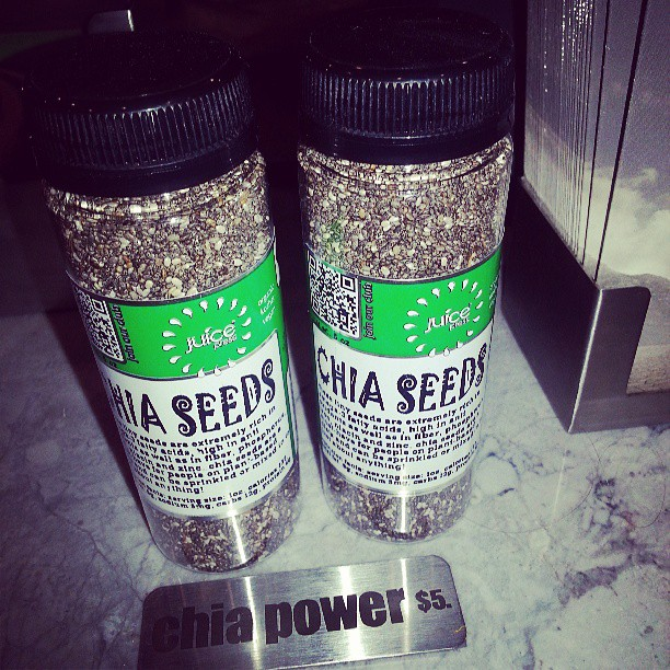 You can sneak these little guys in just about every meal! #chiaseeds #chia #juicepress #healthyeating #healthycooking #instagood #diet