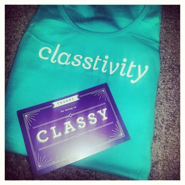 @Classtivity is the best way to test out some of the best #fitness classes in #NYC. From @Kettlebellkickboxing to @revolve, it is totally worth it.  Grab it for only $49 :)