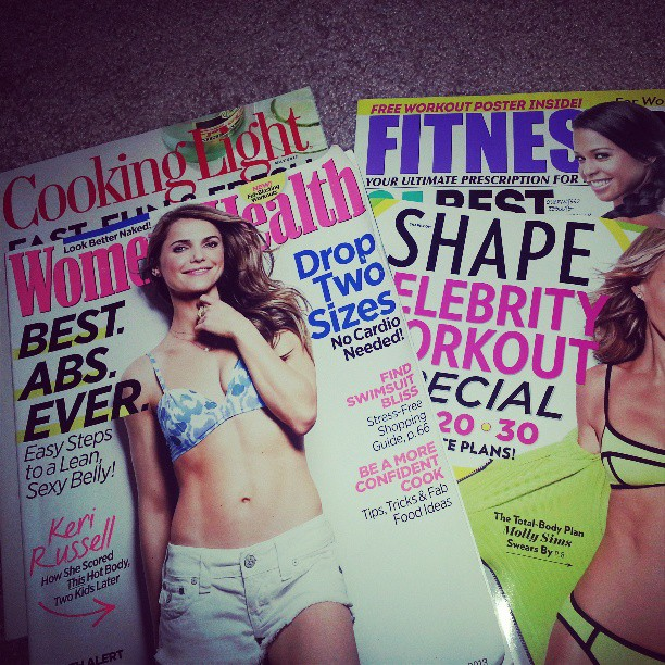 Fit reading:) #fitness #healthy #stayinshape #shapemagazine #womenshealth #cookinglight #fitnessrx