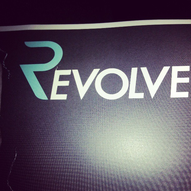 "Loving the spin classes @revolvenyc, tonights ""Real Ride"" was a great calorie burner. #cycling #spin #sweat #nyc #workout"