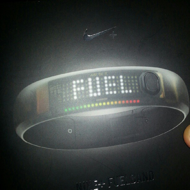 Has anyone tried the @nike #fuelband? Thoughts? #workout #instagramfitness #instagram #progress #Nike