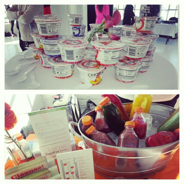 Delish….#organicavenue #yogurt #cleanse #juicing #juicefast #organic #health #healthyeating #organic #instagood #chobani