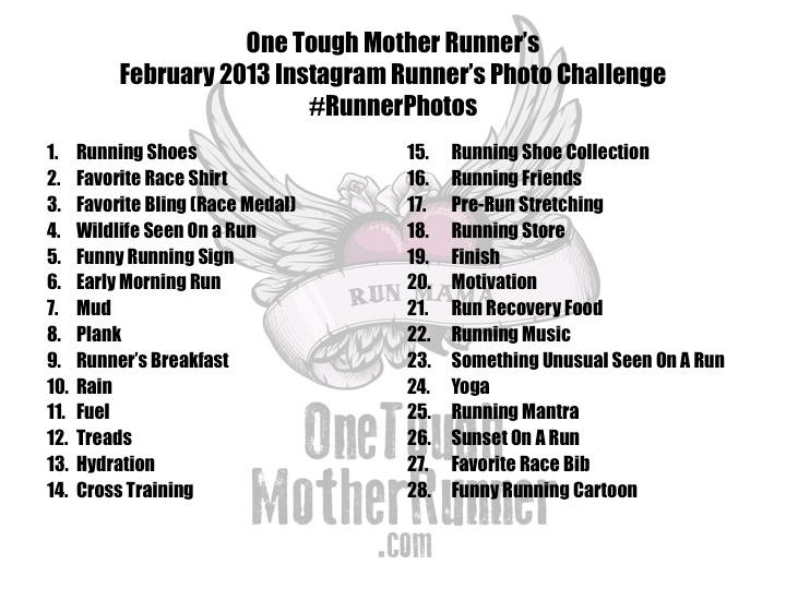 This looks so fun, I plan on participating. You should too! For more information, you can see the details at http://OneToughMotherRunner.com/runnerphotos