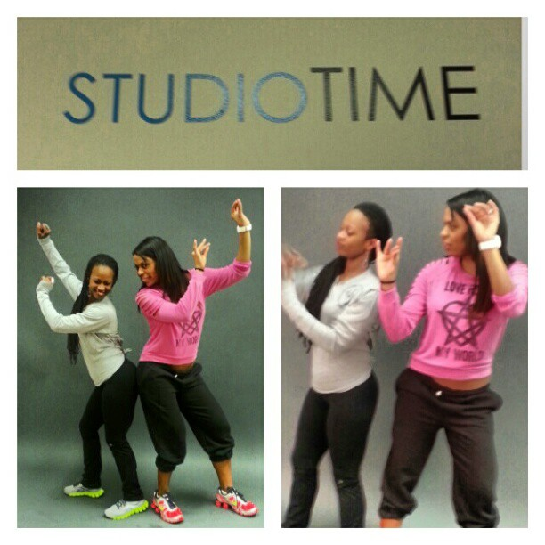 Cocoa Zumba photo shoot with @empowerfitchick! #cocoazumba #Zumba #fit #fitnessaddict #fitness #dance