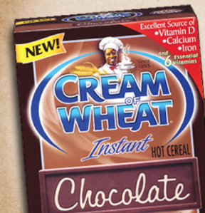 I tested out Cream of Wheat Hot Cereal in Chocolate and found it to be the perfect snack! It has way less calories than the average dark chocolate and is packed with essential vitamins.