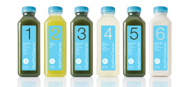 Get 20% off any BluePrintCleanse   or specialty line of cold-pressed juices when you use   code WGBPC  . Offer ends December 3rd.