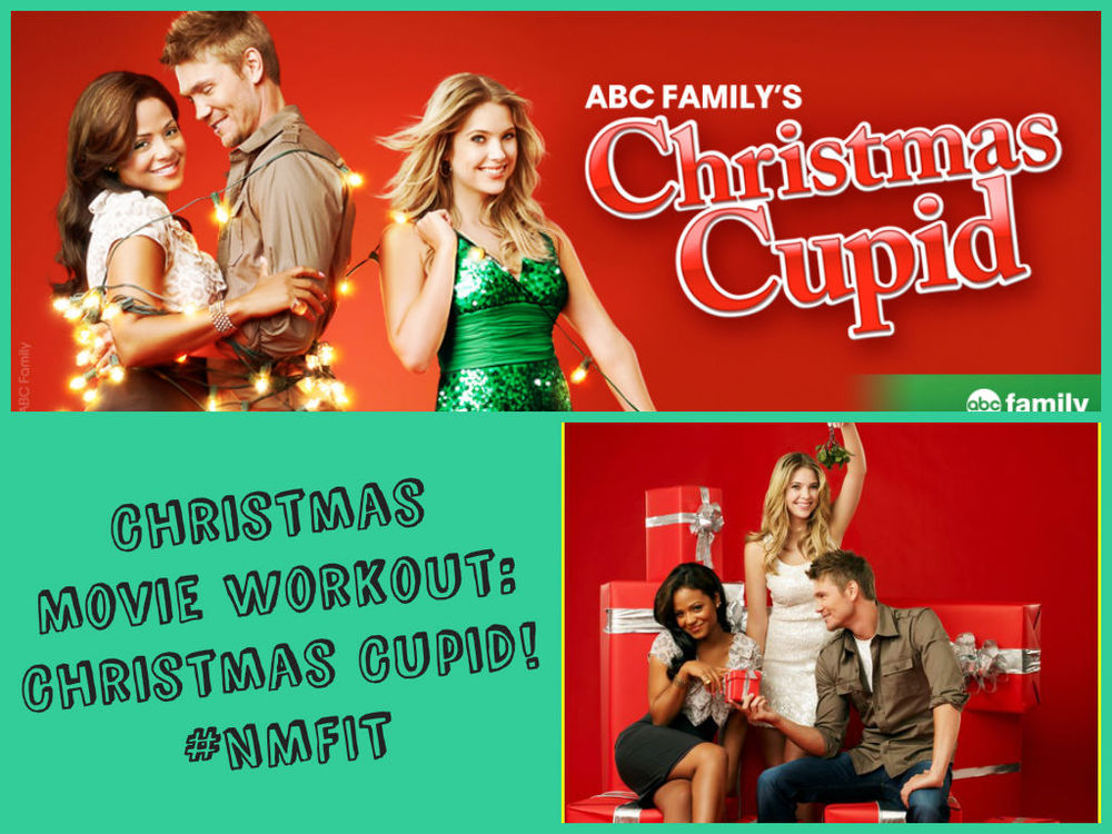 Christmas Cupid with Christina Milian,Chad Michael Murray and Ashley Benson.