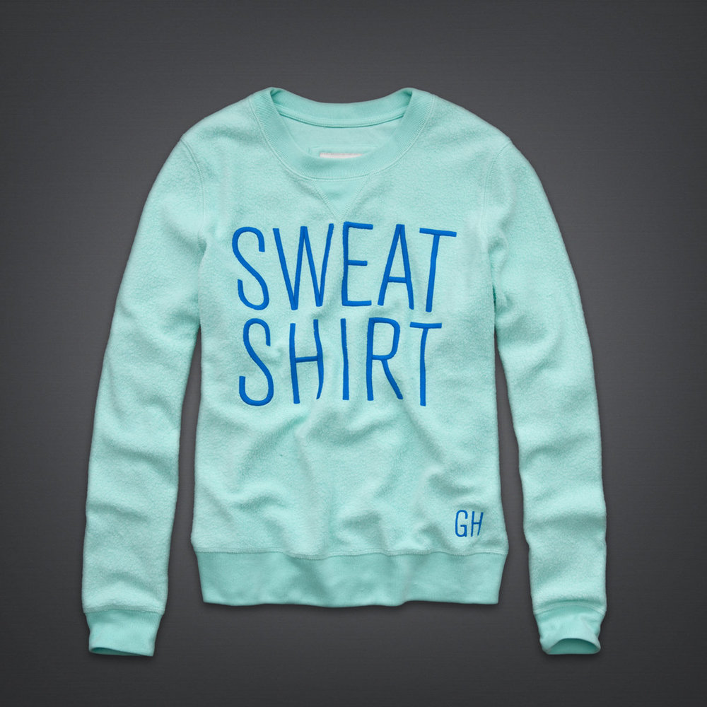 Gilly Hicks sweat shirt: $19.95