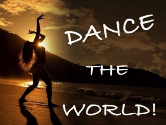 Jacyee is the host of Dance the World
