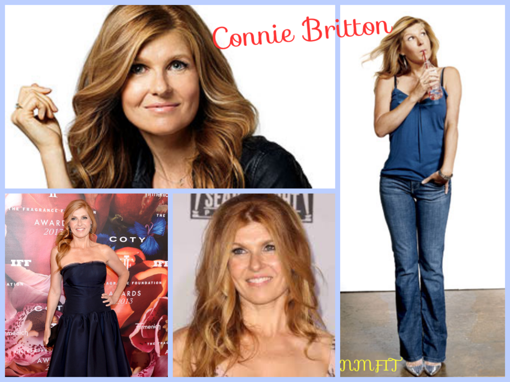 Ms.Connie Britton!