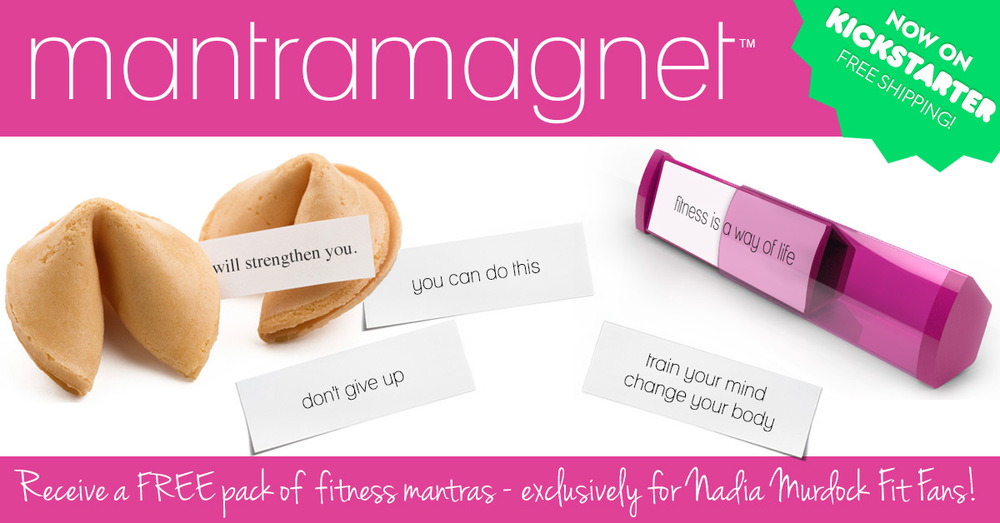 SNAG a fitness pack to keep you motivated!