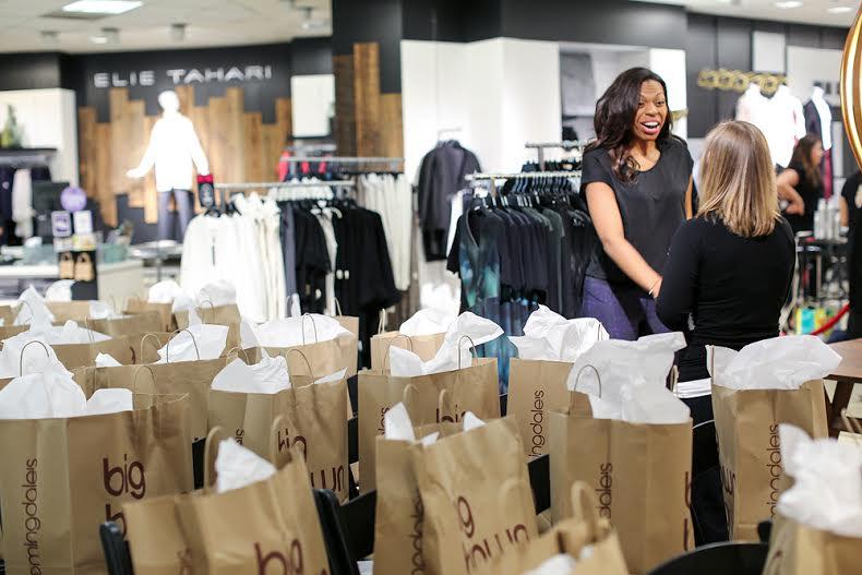 Photo Credit: Mallika Malhotra @mikifoto     NMFIT and Amanda D'Angelo Shop Manager at Sweaty Betty