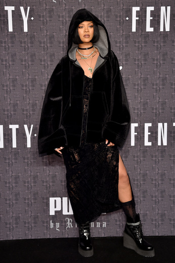 Getty Images for FENTY PUMA