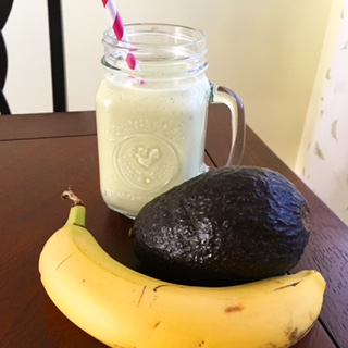 I love adding Avocado to my smoothies!