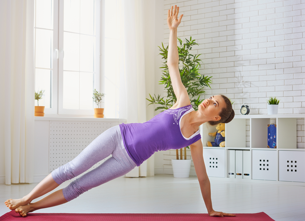Creating A Yoga Space In Your Bedroom Women S Fitness Nadia