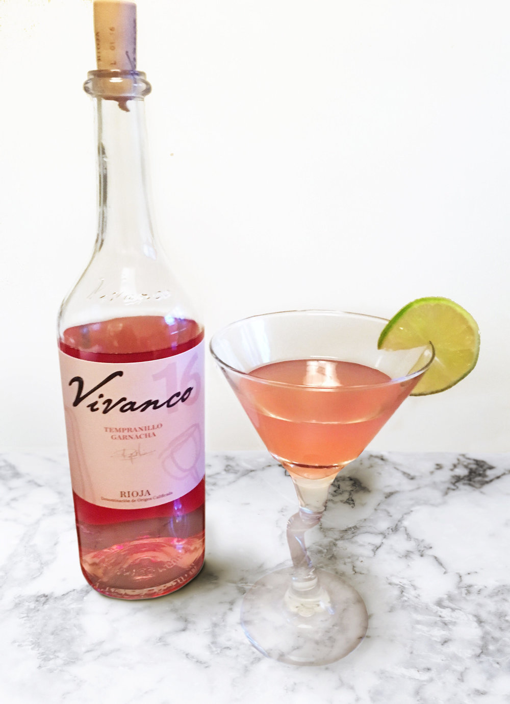 This was a hit with guests when I hosted a few friends, I found my summer drink!