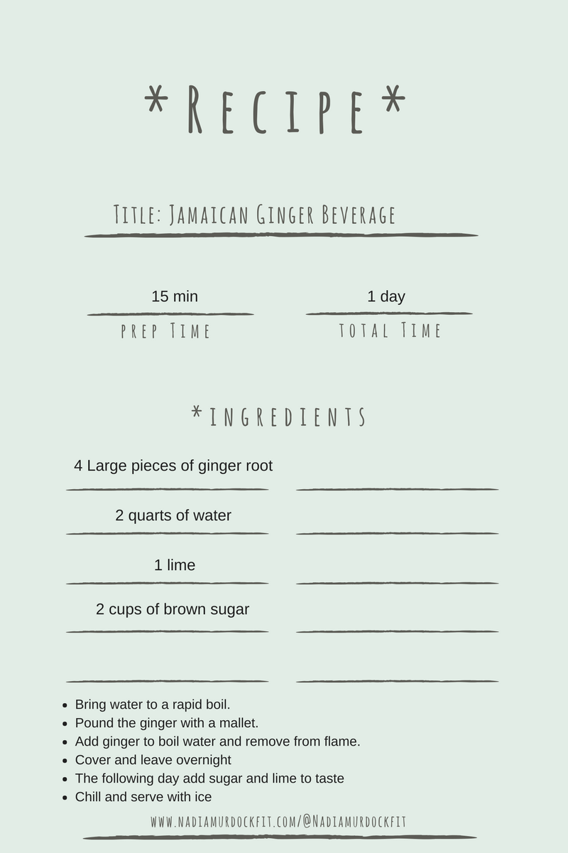 Jamaican Ginger Beverage Recipe Card.png