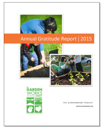 It's been an amazing year, and we thank YOU for it. Download our 2015 Annual Gratitude Report.