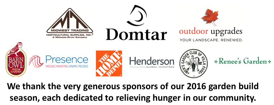 We thank the very generous sponsors of our.png