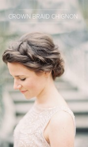 1. Braids have been showing up on red carpets for the past while. Braids are no longer thought of as a casual look. Celebrities and brides everywhere are loving this braided look. The nice thing about braids, you can go big or you can go small, add only a small element to your wedding hairstyle.