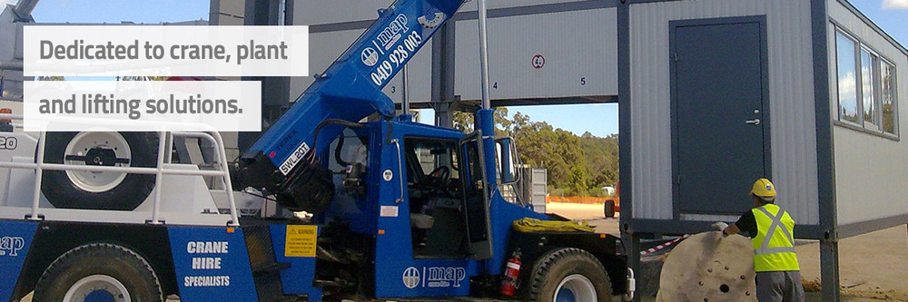 Projects — MAP Crane Hire - Wet and Dry Hire Specialists