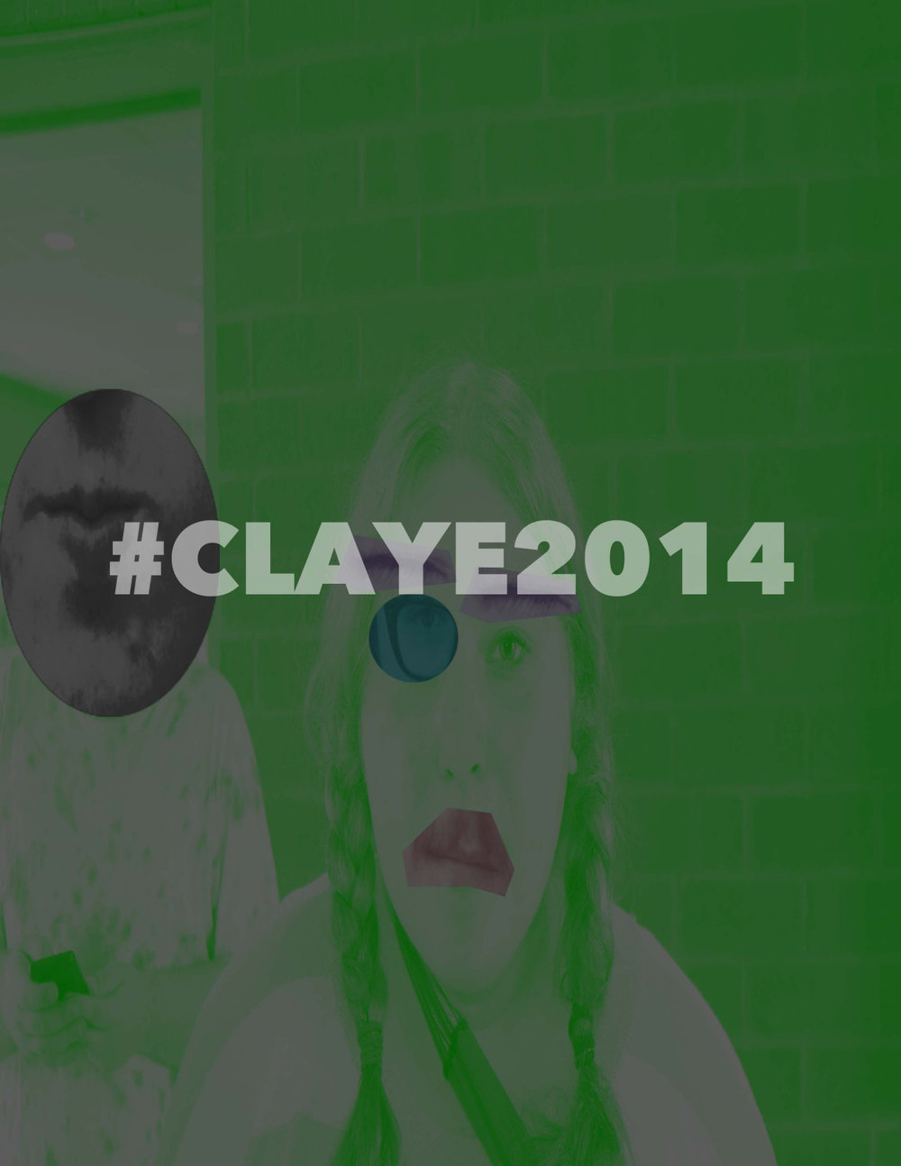 CLAYE is coming this summer. Bring your detachable body parts.