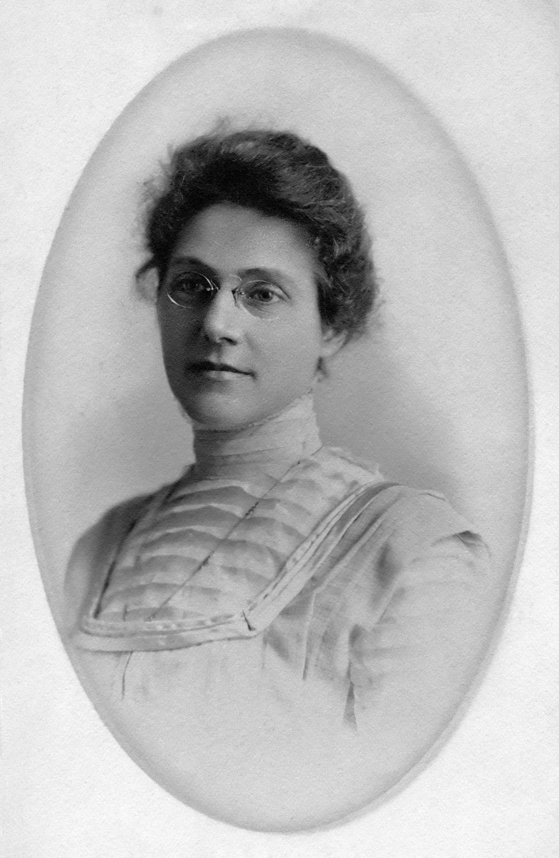 Anna M. Mines